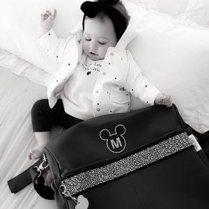 תיק לעגלה Mickey Mouse