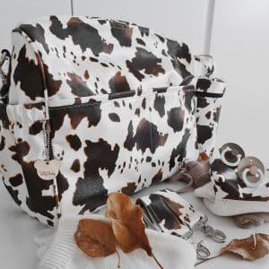 תיק החתלה פרה